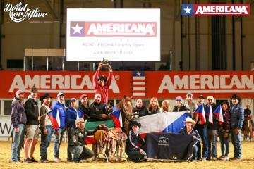 AMERICANA 2021: Aufplanung der Messehallen hat  begonnen
