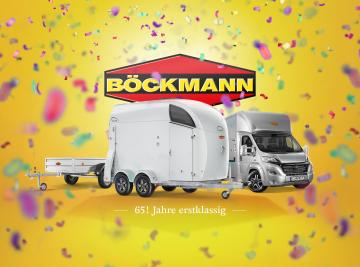 Böckmann: 65 Jahre Anhänger erster Klasse